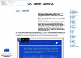 sql-tutorial.net