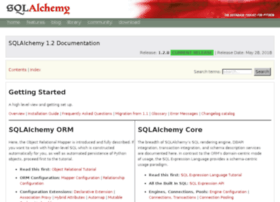 sqlalchemy.readthedocs.org