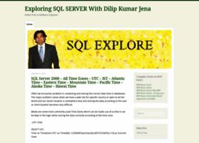 sqlexplore.wordpress.com