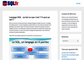 sqlfr.com