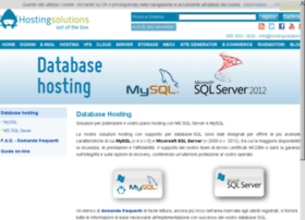 sqlhosting.it