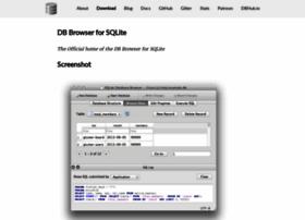 sqlitebrowser.org