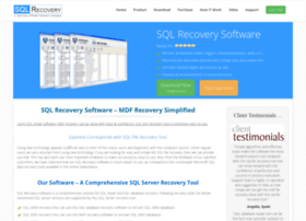 sqlrecoverysoftware.org