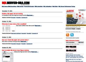sqlserver-dba.com