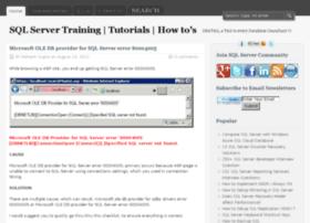 sqlserver-training.com
