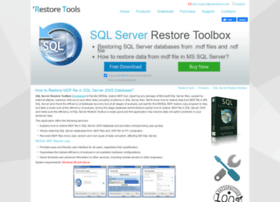 sqlserver.restoretools.com