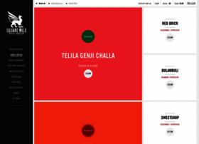 squaremilecoffee.com