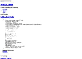 squarer.logdown.com