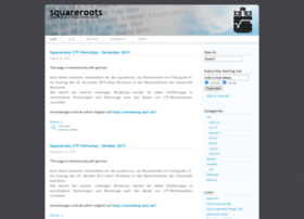 squareroots.de