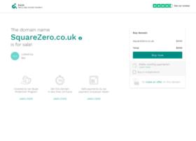 squarezero.co.uk