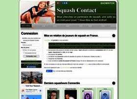 squash-contact.com