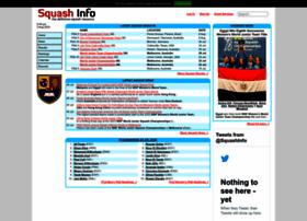 squashinfo.com
