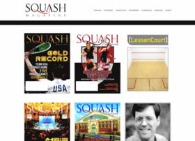 squashmagazine.ussquash.com