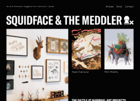 squidfaceandthemeddler.com