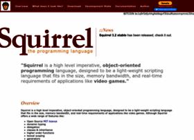 squirrel-lang.org