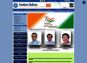 sr.indianrailways.gov.in