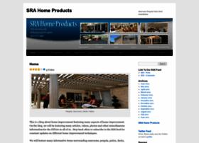 srahomeproducts.wordpress.com