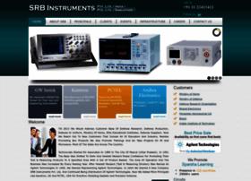 srbinstruments.com