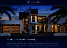 srdbuildingcorp.com