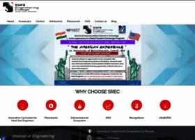 srecwarangal.ac.in