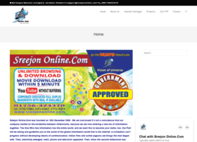 sreejononline.com