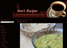 srees-recipes.blogspot.ru