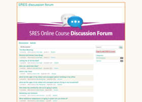 sresforum.learninglibrary.com