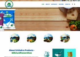 srichakramilk.com