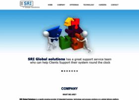 sriglobalsolutions.com