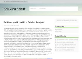 srigurusahib.com
