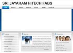 srijayaramhitechfabs.com