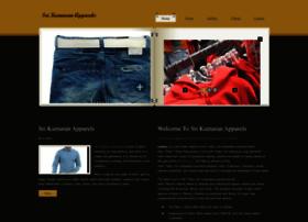 srikumaranapparels.com