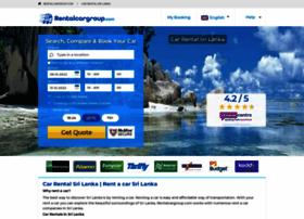 srilanka.rentalcargroup.com