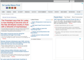 srilankafirst.com