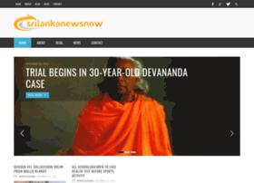 srilankanewsnow.com