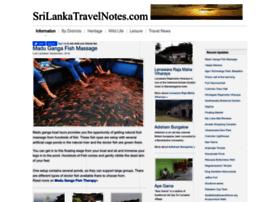 srilankatravelnotes.com