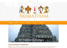 srimatham.com