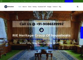 srinagarhouseboats.co