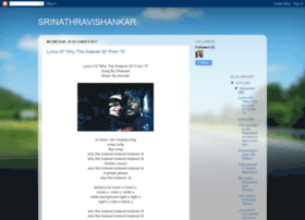 srinathravishankar.blogspot.in