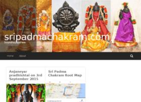sripadmachakram.com