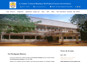 sripushpamcollege.co.in