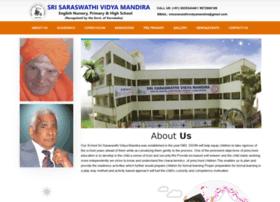 srisaraswathividyamandira.com