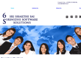 srishakthisaisrinidhisoftwaresolutions.net