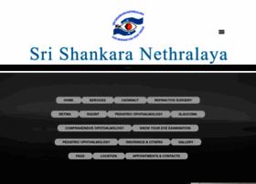 srishankaranethralaya.com