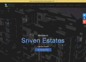 srivenestates.com