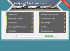 sriwijayaairline.com