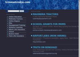 srmmahindra.com