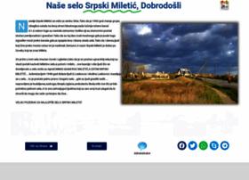 srpski-miletic.eu