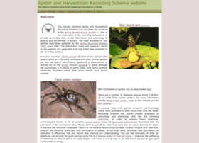 srs.britishspiders.org.uk