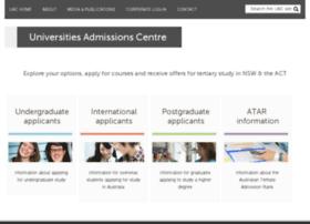 srs.uac.edu.au